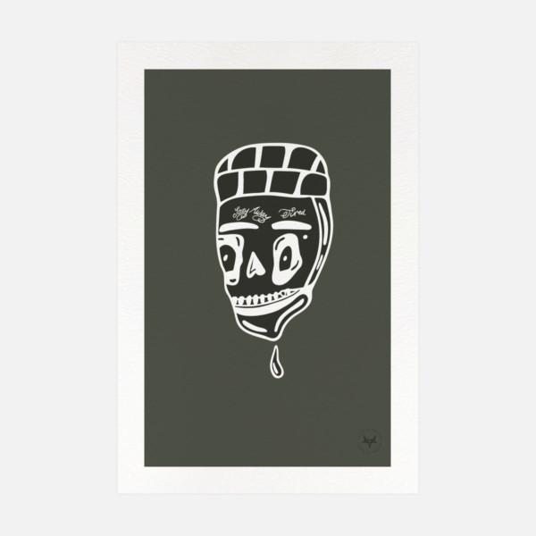 Goods of Horror Art Print